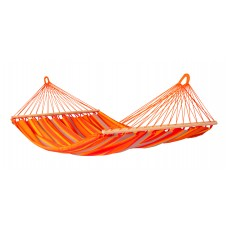 LA SIESTA® Alisio Toucan - Weather-Resistant Double Spreader Bar Hammock