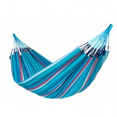 LA SIESTA® Brisa Wave - Weather-Resistant Double Classic Hammock
