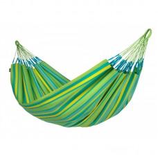 LA SIESTA® Brisa Lime - Weather-Resistant Kingsize Classic Hammock