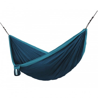 LA SIESTA® Colibri 3.0 River - Double Travel Hammock with Suspension