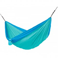 LA SIESTA® Colibri 3.0 Caribic - Double Travel Hammock with Suspension