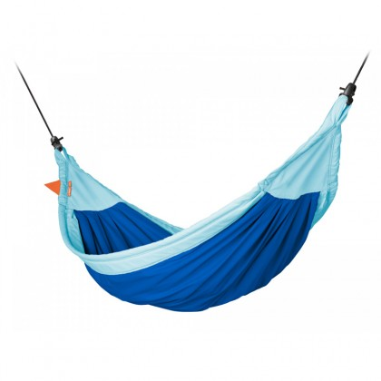 LA SIESTA® Moki Dolphy - Organic Cotton Kids Hammock with Suspension