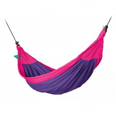 LA SIESTA® Moki Lilly - Organic Cotton Kids Hammock with Suspension