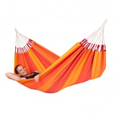 LA SIESTA® Orquídea Volcano - Cotton Single Classic Hammock
