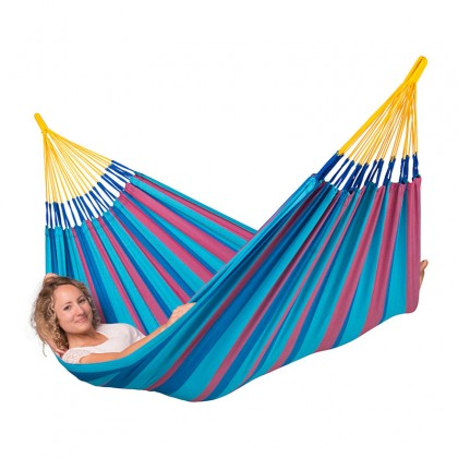 LA SIESTA® Sonrisa Wild Berry Hengekøye Single