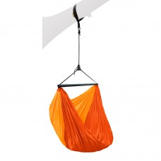 LA SIESTA® ZunZun Sunrise - Travel Hammock Chair with Suspension