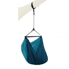 LA SIESTA® ZunZun River - Travel Hammock Chair with Suspension