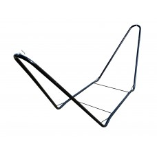 CHILLOUNGE® Black - Powder Coated Steel Stand for Single Hammocks