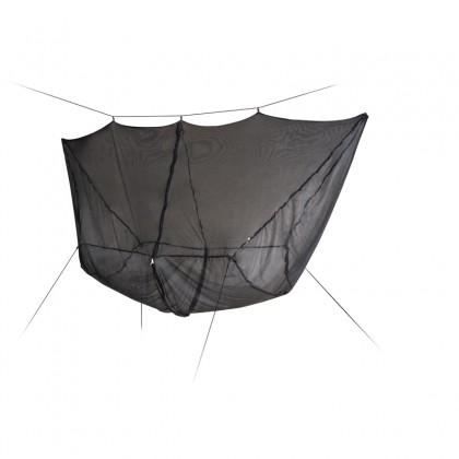 LA SIESTA® BugNet Black - 360° Protection Mosquito Net for Hammocks
