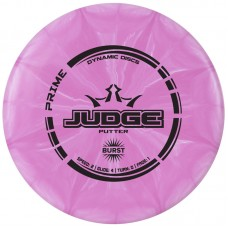 PRIME PUTTER BURST JUDGE