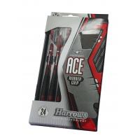 Harrows Dart Arrows Steeltip Ace Rubber Grip