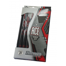 Harrows Dart Arrows Steeltip Ace Rubber Grip