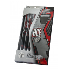 Harrows Dart Arrows Softtip Ace Rubber Grip