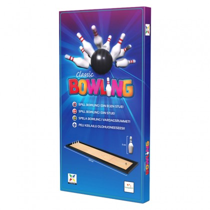 Table Bowling foldable