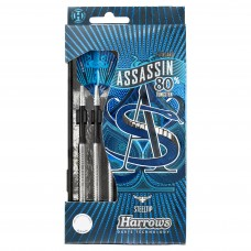 Harrows Dart Arrows Steeltip Assassin 80% Tungsten
