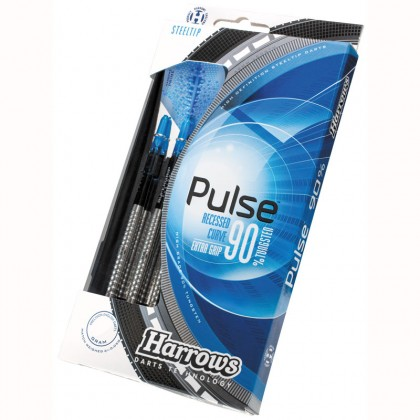 Harrows Dart Arrows Steeltip Pulse 90% Tungsten