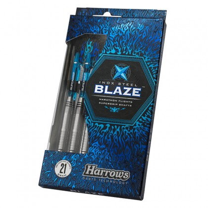 Blaze, Inox Steel