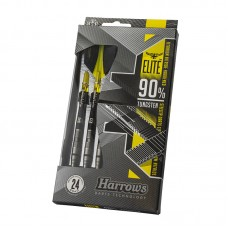 Harrows Dart Arrows Steeltip Elite 90% Tungsten