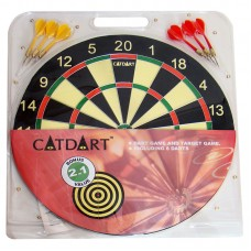 Weekend Dartset med 6 piler