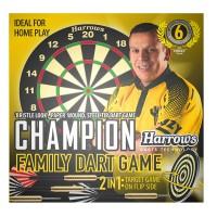 Harrows Dart Set World Champion