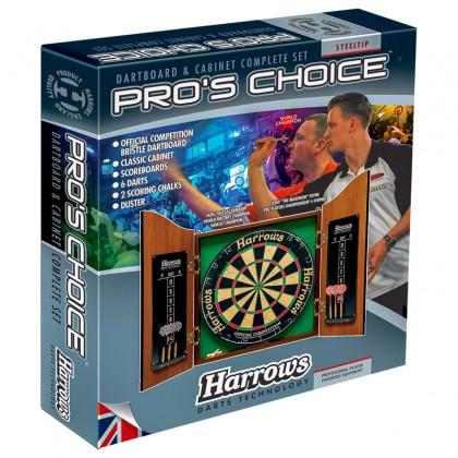 Harrows Dart Set Pro's Choice