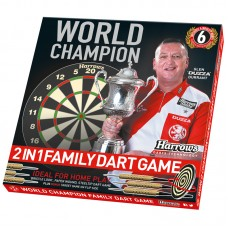 Harrows World Champion Family Darts Game
