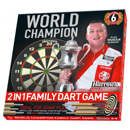 Harrows Dart Set World Champion