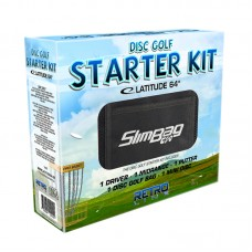 3 Disc Retro Starter Set including Bag and Mini
