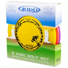 Guru 3 Disc Golf Set