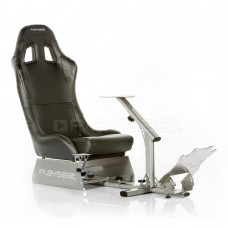 Playseat® Evolution Black, Silver frame